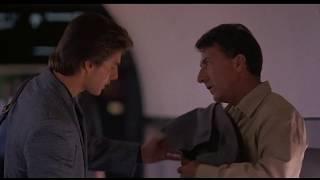 Ужасная боязнь лететь на самолёте ... отрывок из фильма (Человек Дождя/Rain Man)1988