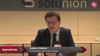 Ludovic Subran, el director del departamento de estudios económicos de Euler Hermes