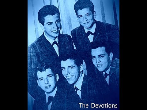 (I Love You)  For Sentimental Reasons ~ The Devotions (1961)