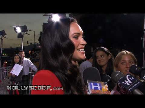 Megan Fox on Her Engagement and Jonah Hex