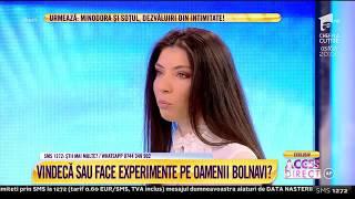 Ioana Voiculet s-a vindecat de o boala cronica cu ajutorul tratamentului natural al lui Ma ...