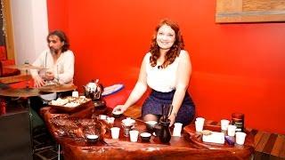 видео Подарочные наборы кофе в Санкт-Петербурге
