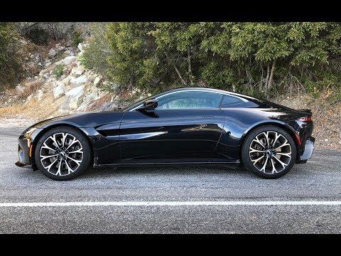 The Man Cave - 2019 Aston Martin Vantage - One Take
