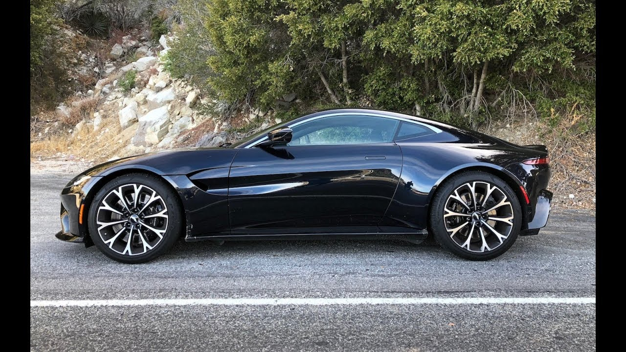 2019 Aston Martin Vantage One Take Youtube