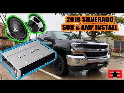 2018-silverado-subwoofer-&-amp-complete-install