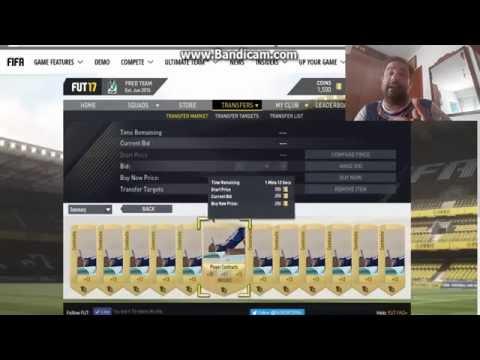 WEB APP FIFA 17 • HOW TO UNLOCK THE MARKET AND THE BASICS OF TRADE
