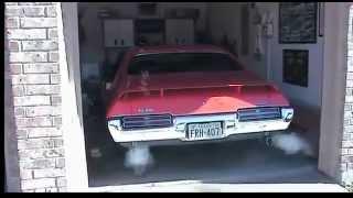 1964-1972 Pontiac Lemans GTO Judge Performance Exhaust System Kit Pypes