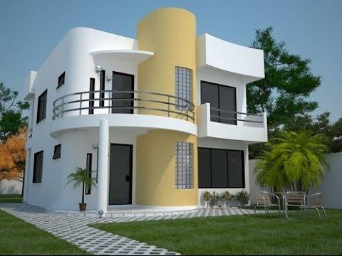 Como hacer una casa en Planner 5D  rpido y simple  YouTube