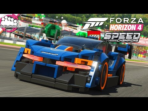 "LEGO Speed Champions #11 - Das ""große"" LEGO Goliath Rennen! - Forza Horizon 4 LEGO Speed Champions"