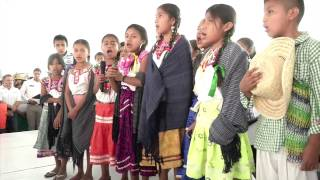 Himno Mexicano en lengua Chatina