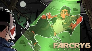 THERE'S ALIENS IN THIS GAME?! | Far Cry 5 (Coop w/ H2O Delirious) EP 4
