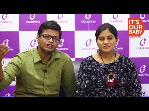 Prenatal Nutrition with Cloudnine Hospitals   Mr. Karthik and Mrs. Sowmya Chabala
