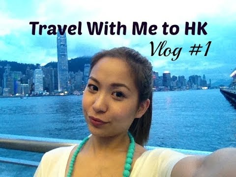 Travel With me Vlog #1  Good Bye NZ and Hello HK ♡ Follow me