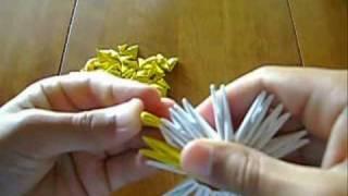 3d  Origami Lemon
