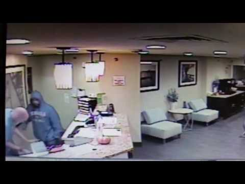 Perkins police detectives are looking for a suspect who committed aggravated robbery this past Satur