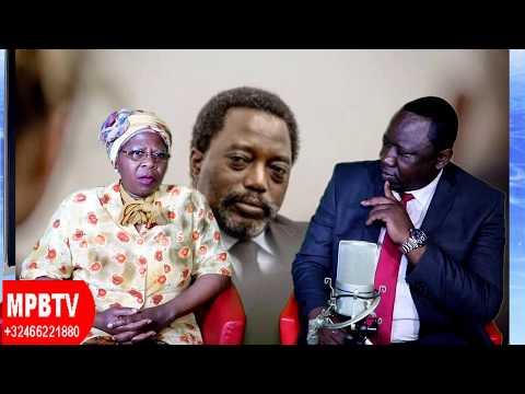 RDC-Interview de Kabila: La Belgique doit choisir le Congo ou le Rwanda déclare Justine Kasa-Vubu