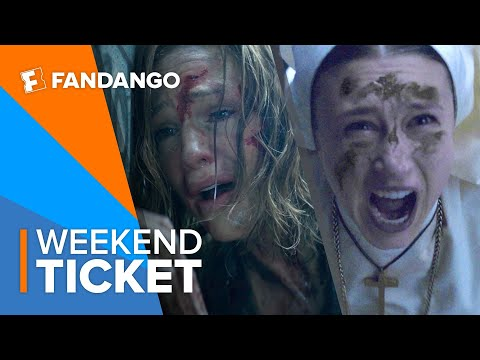 In Theaters Now: The Nun, Peppermint | Weekend Ticket