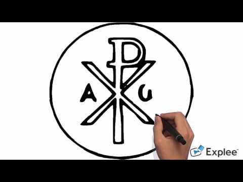 Gli antichi simboli paleocristiani