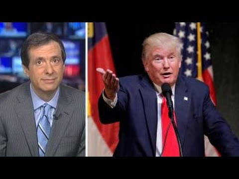Kurtz: Is Donald Trump going off script?