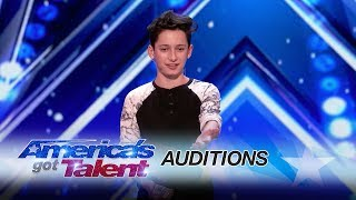 LEAK: Henry Richardson Bewilders The Judges With Clever Card Trick - America's Got Talent 2017 by : America's Got Talent