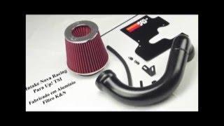 manual intake up tsi turbo filtro esportivo k montagem volkswagen