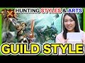 Monster Hunter X Generations |GUILD STYLE & ARTS TUTORIAL|モンハンクロス#1