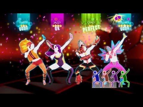 Just Dance 2014 Debut Trailer - E3 2013 Ubisoft Conference