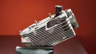 Réfection moteur  2.5 Porsche