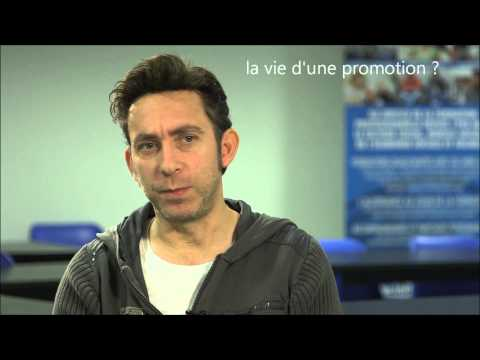 André, Formation Aide Médico-psychologique à INITIATIVES Montpellier