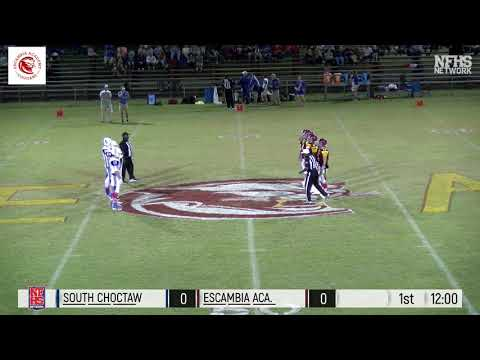 Escambia Academy vs. South Choctaw Academy Homecoming 2018