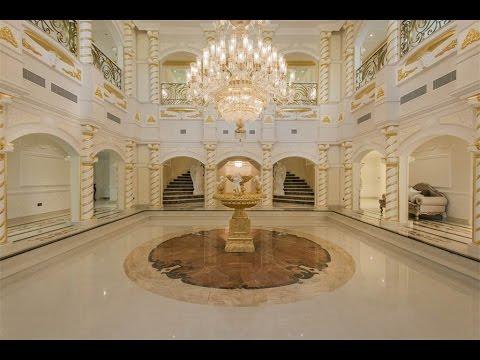Renaissance-Style Emirates Hills Villa in Dubai, United Arab Emirates