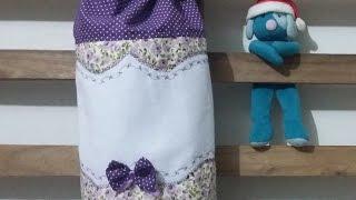 DIY – Puxa saco com molde