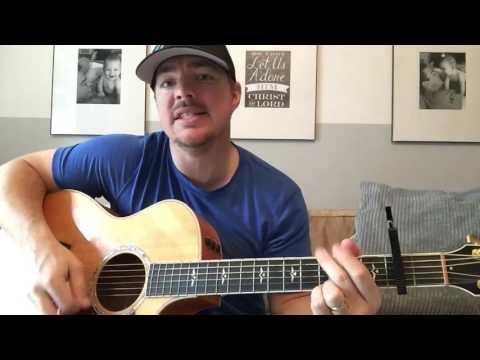 Think A Little Less | Michael Ray | Beginner Guitar Lesson