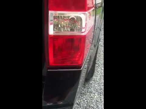 2016 Ford Expedition Rear Turn Signal Bulb Replacement