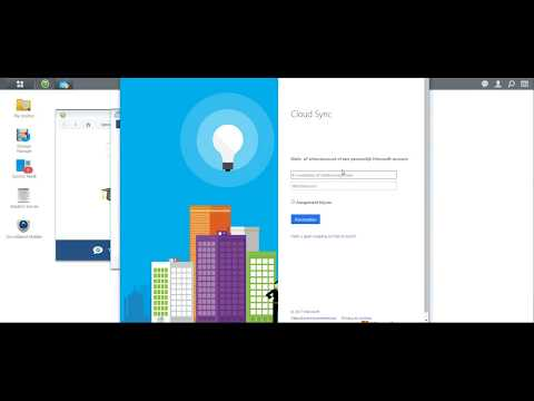 Sync your Synology with Microsoft OneDrive