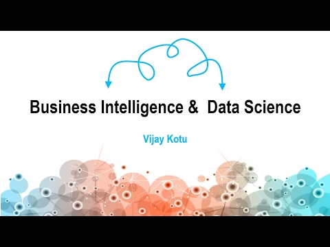 Integrating Business Intelligence and Data Science