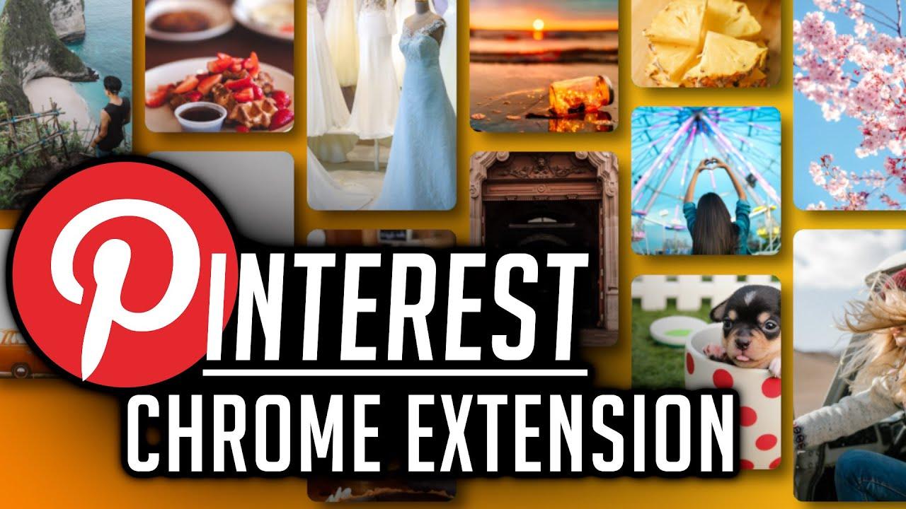 Build a Pinterest Chrome Extension(MV2)   Chrome Extension Tutorial for Junior Portfolio