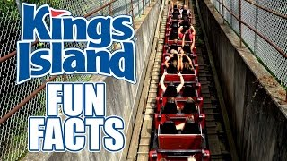 Kings Island Fun Facts