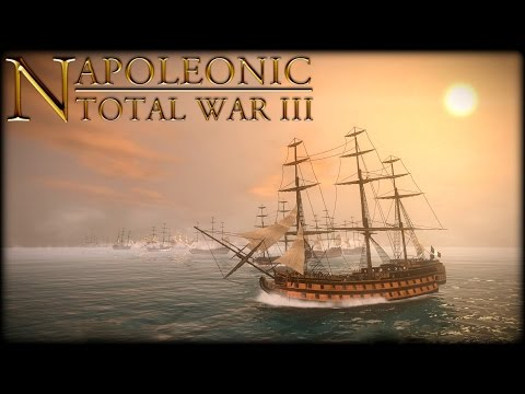Napoleon Total War 3 - Part 41 - Battle in Bay of Biscay