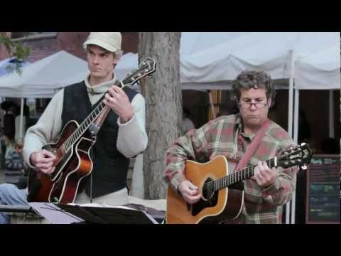 Tuesday Market: Happy Valley Guitar Orchestra