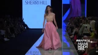 Miami Fashion Week 2014 Sherri Hill Fashion Show