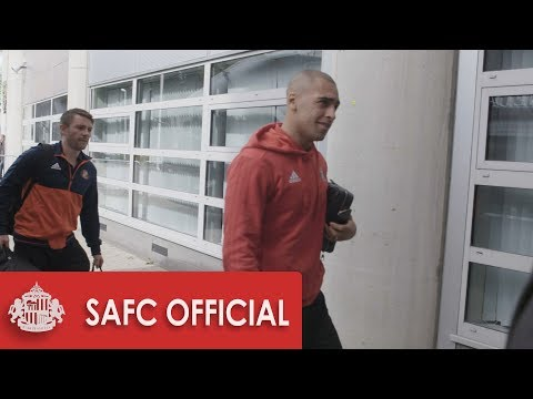 Behind The Scenes: Hull v SAFC