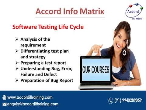 Best Software Testing Training Institute In Chennai