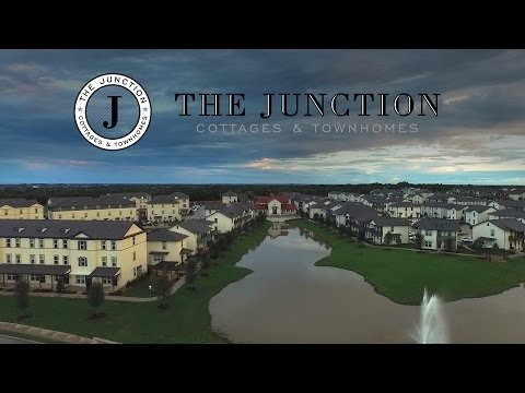 Apartments in College Station, TX – The Junction Cottages & Townhouse (Texas A&M)