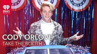 "Cody Orlove Takes ""The Booth"" For The 2020 iHeartRadio Music Awards!"