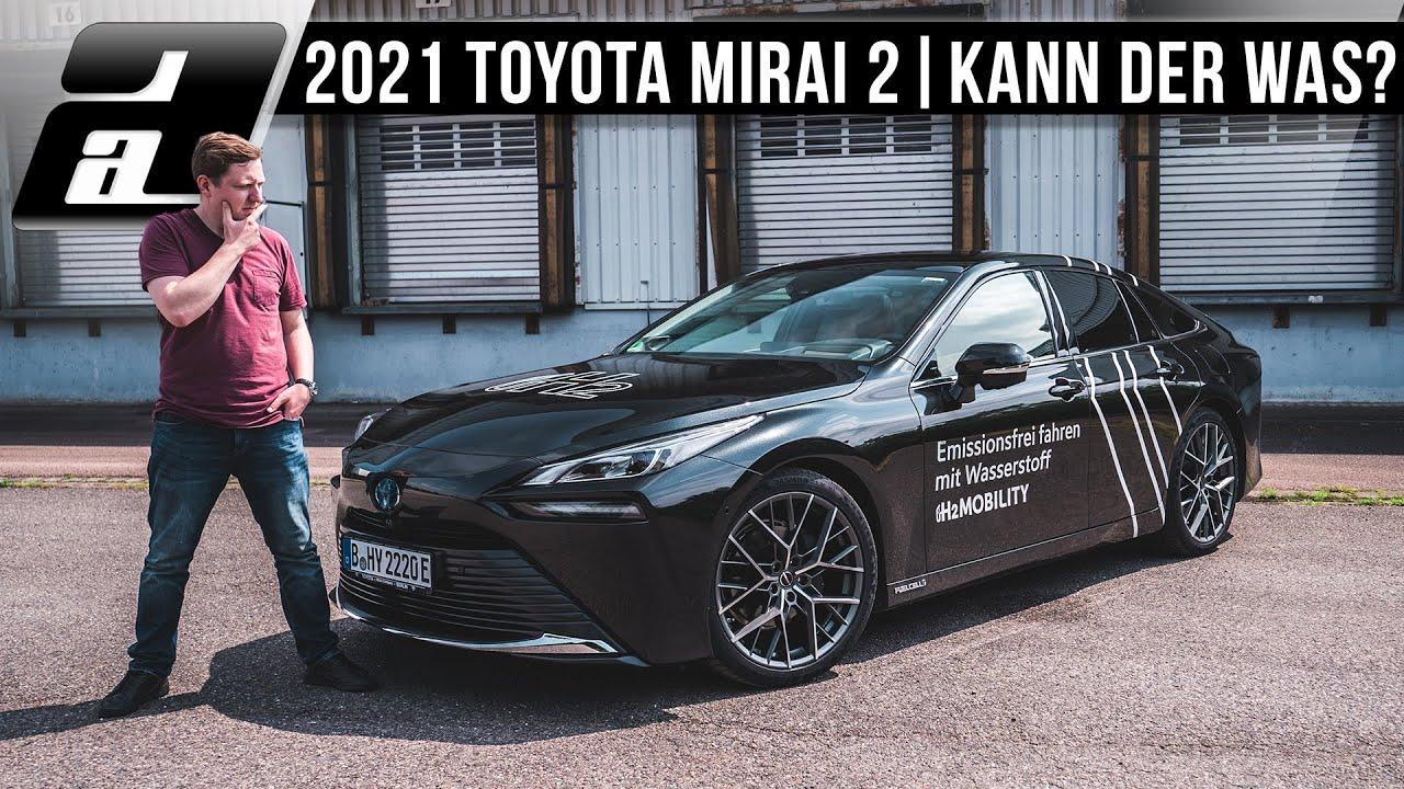 Toyota Mirai 2 (182PS, 335Nm) | Revolution für 400€ im Monat?! | REVIEW