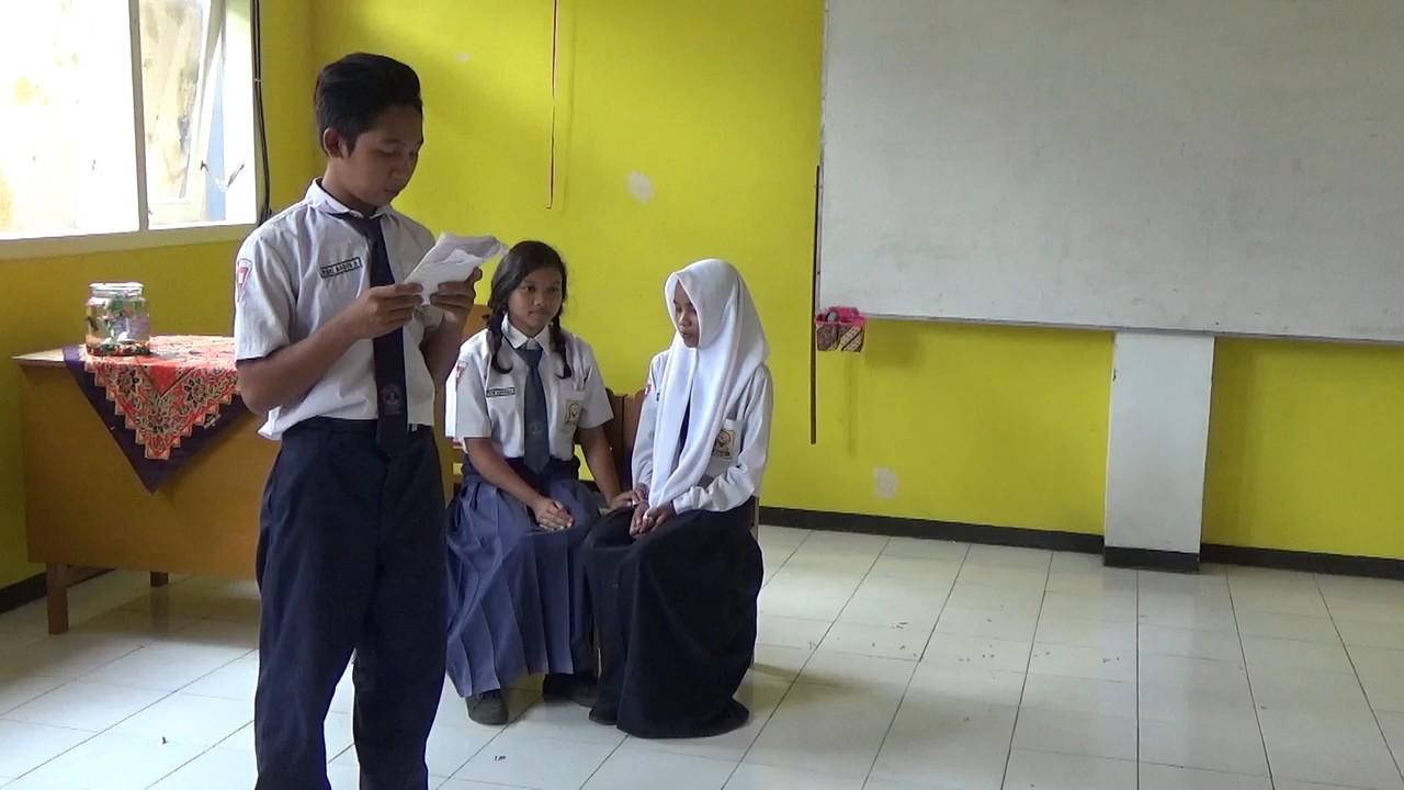 """Drama SMP 3 KEDUNGWARU Yang Berjudul""""Stop Bully"""""""