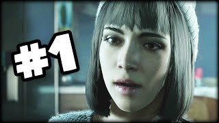 Until Dawn - PART 1 | KEIN SPIEL, EIN FILM!!