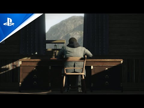 Alan Wake Remastered - PlayStation Showcase 2021: Announce Trailer   PS5, PS4
