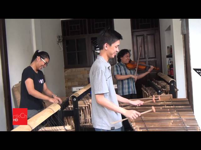 Bambula~Bambu Gila (Practice): Rentak 106 - Melayu Traditional Music Cover Travel Video